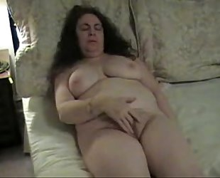 Wife cums twice