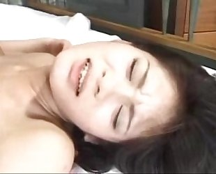 Hairy asian fuck