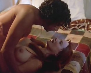 Barbara hershey hot scene in bedroom